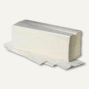 Fripa Handtuchpapier, C-Falz, 2-lagig, 250 x 330 mm, Zellstoff, hochweiß,4342100