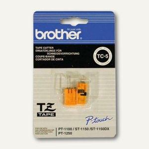 Brother Ersatzklinge für P-touch 1250, TC-5