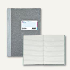 Geschäftsbuch Deckenband DIN A5, 192 Blatt, 80g/qm, liniert, 8615124