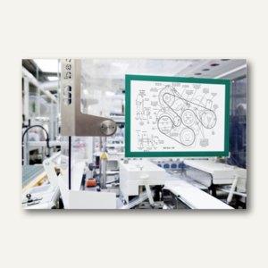 Durable Magnetrahmen DURAFRAME, DIN A4, selbstklebend, grün, 10 Stück, 4882-05