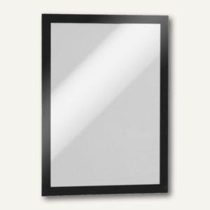 Durable Magnetrahmen DURAFRAME, DIN A4, selbstklebend, schwarz, 10 Stück,4882-01