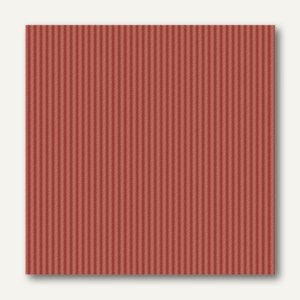 Papstar Servietten ROYAL Collection Delicate Line, 25x25cm,rot,250St., 11569