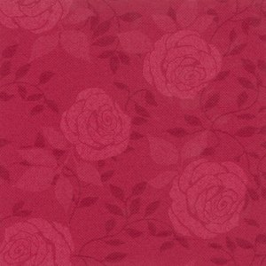 Servietten ROYAL Collection Burgundy Roses