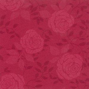 """Servietten """"ROYAL Collection Burgundy Roses"""", 40x40cm, bordeaux, 250St., 11695"""