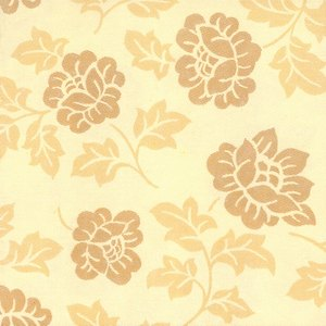 "Servietten ""ROYAL Collection Golden Blossom"", 40 x 40 cm, gelb, 250St., 11697"