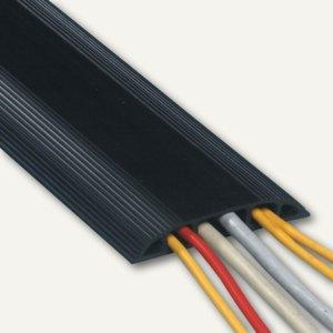 Dataflex Kabelbrücke Maxi (83mm), 1.5 m, schwarz, 31.153