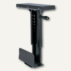Slimline PC-Halter für Untertisch-Montage