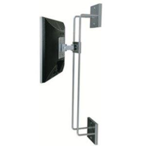 TFT-Wandhalter Modell 150, bis 15 kg, silber, 50150
