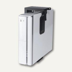 Mini PC-Halter Value für Untertisch-Montage
