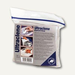 """AF Reinigungstücher """"Ultraclene"""", nass/trocken, 10 Paar, ULT010"""