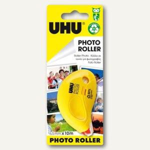 UHU Kleberoller für Fotos, 6.5 mm, abrubbelbar, 46175
