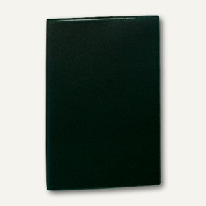 "Quo Vadis ""Minister Club"" Terminkalender -16 x 24 cm, ebenholzschwarz, 15093Q"