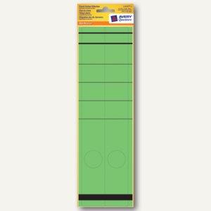 Einzel-Ordnerrücken-Etiketten