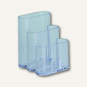 Alco Acryl-Stifteköcher, 9 x 11.5 x 11.5 cm, glasklar, 4454-22
