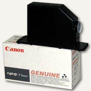 Canon Toner Kopierer NP6025/6030/6330, NPG7, 1377A003