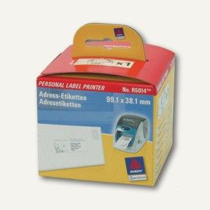Zweckform Universal-Etiketten für Thermo-Druck, 99.1 x 38.1 mm, 220 St., R5014