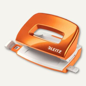 "LEITZ Locher Mini ""NeXXt Series WOW"" 5060, orange-metallic, 5060-10-44"