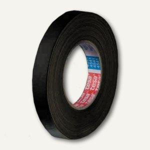 Tesa Gewebeband 4541, 19 mm x 50 m, schwarz, 04541-00012-00