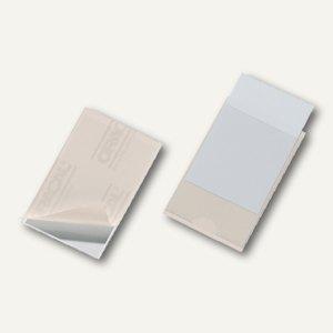 Selbstklebetasche Pocketfix, 57 x 90 mm, Öffnung seitlich, 100 St., 8379-19