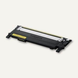 Samsung Lasertoner für CLP360, gelb, bis zu 1.000 Seiten, CLT-Y406S