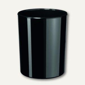 "HAN Papierkorb ""i-Line"", 13 Liter, hochglänzend , schwarz, 18130-13"