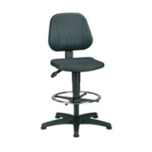 bimos Arbeitsdrehstuhl Unitec 3 mit Gleiter und Fußring