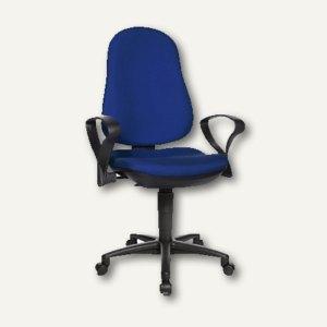 officio Bürostuhl ADMIRAL, blau