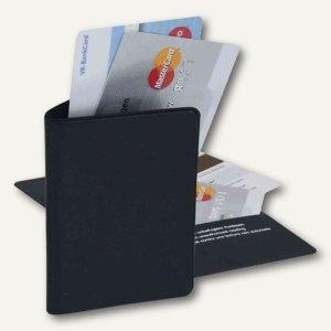 Herma RFID-Schutzhülle für Kreditkarten, 125 x 96 mm, schwarz, 5548