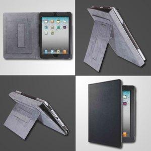 LEITZ Portfolio ClassicPro für iPad Mini, schwarz, 3 Standwinkel, 6367-00-95