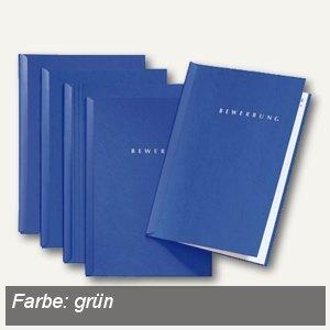 Pagna Bewerbungsset START aus Karton, für DIN A4, grün, 10 Sets, 22005-03