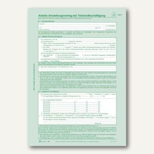 Arbeitsvertrag Teilzeit-Beschäftigung