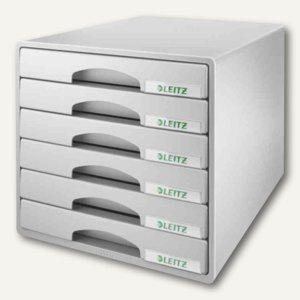 Schubladenbox Plus mit 6 Schüben