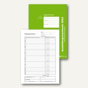 Ausbildungsnachweis-Heft Handwerk