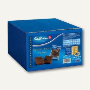 """Bahlsen Rührkuchen """"Kuchen Snack Schoko"""", 60 Einzelverpackungen, 1500 g, 42510"""