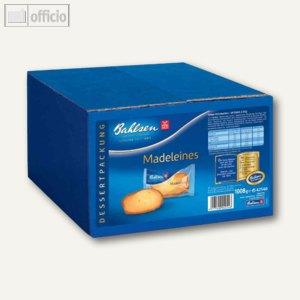 """Rührkuchen """"Madeleines"""", ohne Schokolade, 48 Einzelverpackungen, 1008 g, 42540"""