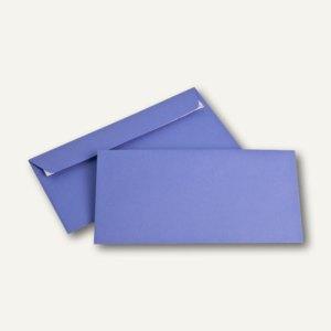 Briefumschläge DIN C6/5, 100 g/m², haftklebend, violett, 250 Stück