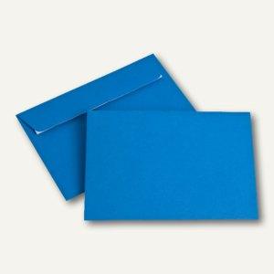 Briefumschläge DIN C6, 100 g/m², haftklebend, königsblau, 250 Stück