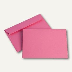 Briefumschläge DIN C6, 100 g/m², haftklebend, eosinrot, 250 Stück