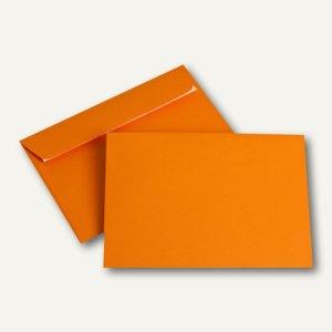 Briefumschläge DIN C6, 100 g/m², haftklebend, orange, 250 Stück