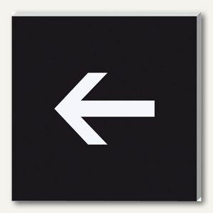 Wand-/Tür-Piktogramm pictoacrylic Richtungs Pfeil
