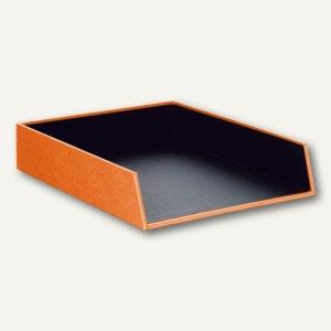 S.O.H.O. Ablagekorb für A4, Karton, stapelbar, sunrise, 4er Pack, 1335452210