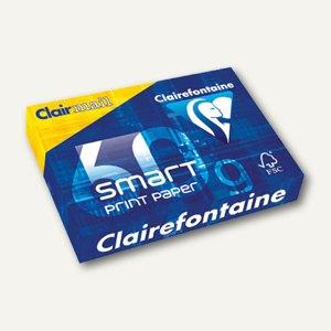 "Clairefontaine Kopierpapier ""smart paper"", DIN A3, 60 g/qm, 500 Blatt, 193900C"