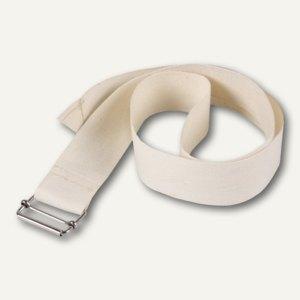 officio Aktengurt, Länge: 120 cm, weiß, 10 Stück, 9040084