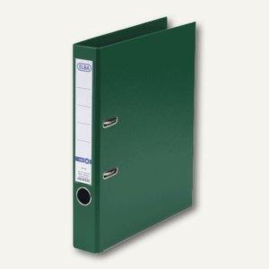 ELBA Ordner smart PP/PP, 285x318mm, Rückenbreite 50mm, grün, 100202107
