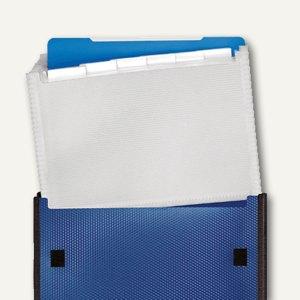 Veloflex Fächertasche VELOBAG® Kompakt, 6-tlg. Fächer, blau, 6er Pack, 1443459
