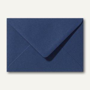 Briefumschläge 120 x 180 mm nassklebend ohne Fenster dunkelblau 500St.