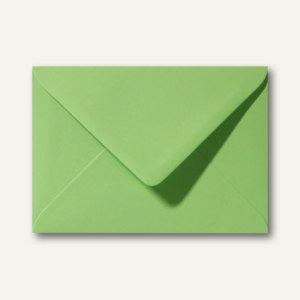 Artikelbild: Farbige Briefumschläge 156 x 220 mm nassklebend ohne Fenster apfelgrün 500St.