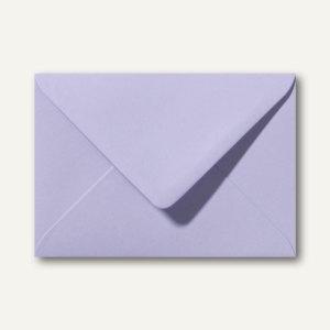 Farbige Briefumschläge 156 x 220 mm nassklebend ohne Fenster lavendel 500St.