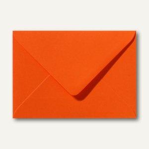 Artikelbild: Farbige Briefumschläge 156 x 220 mm nassklebend ohne Fenster dunkelorange 500St.