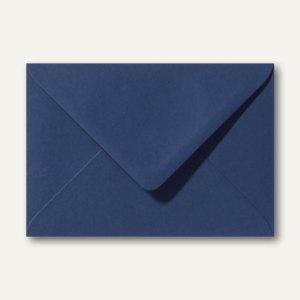 Artikelbild: Farbige Briefumschläge 156 x 220 mm nassklebend ohne Fenster dunkelblau 500St.